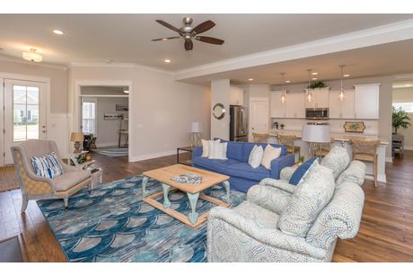 Greatroom-and-Dining-in-The Brookwood-at-Avondale at Lawton Station-in-Bluffton