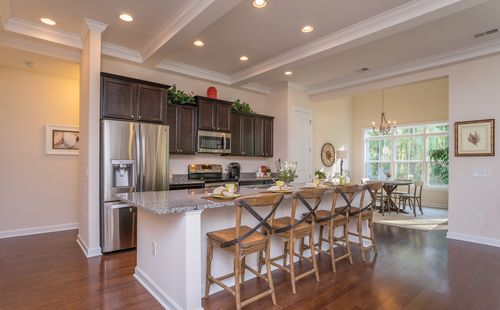 Kitchen-in-The Sweetwater-at-Westbrook Grove-in-Pooler