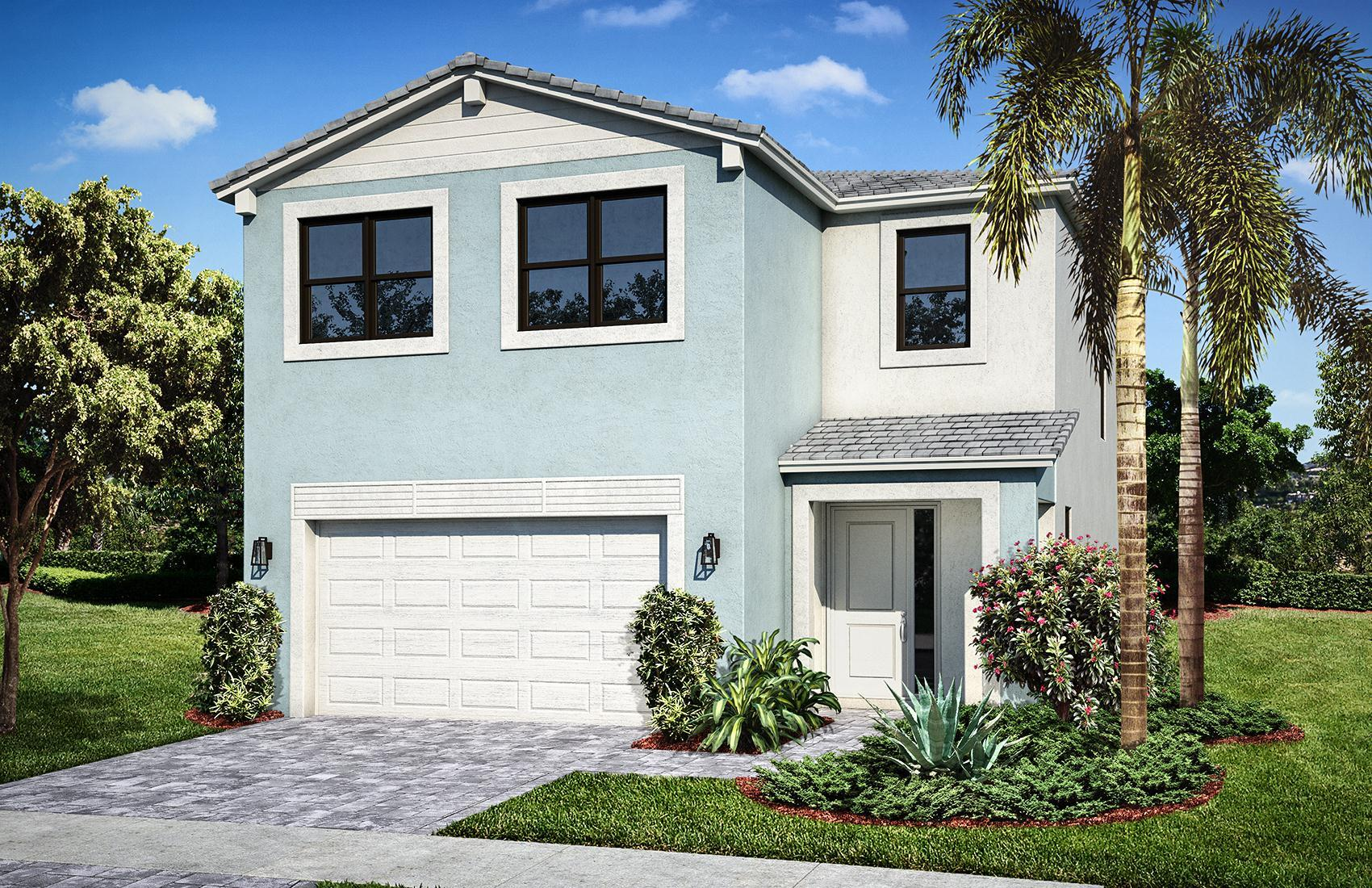 Exterior featured in the Shoreline 4 By Label & Co in Palm Beach County, FL