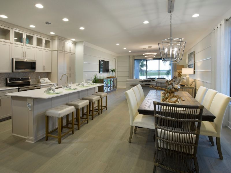 Living Area featured in the Seaview 5 By Label & Co in Palm Beach County, FL