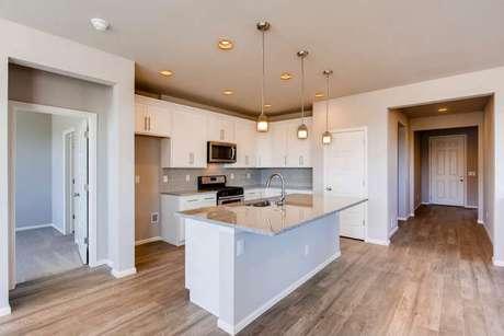 Kitchen-in-40A1-at-West Village in Timnath Ranch-in-Timnath