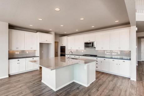 Kitchen-in-50C5-at-West Village in Timnath Ranch-in-Timnath