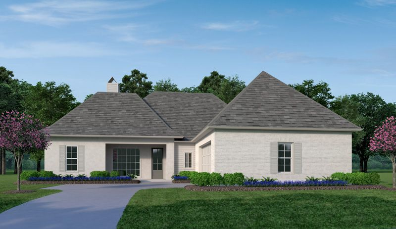 Exterior featured in the Marshfield By Vintage Homes in Shreveport-Bossier City, LA