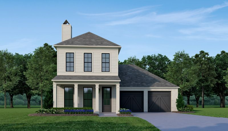 Exterior featured in the Barrington By Vintage Homes in Shreveport-Bossier City, LA