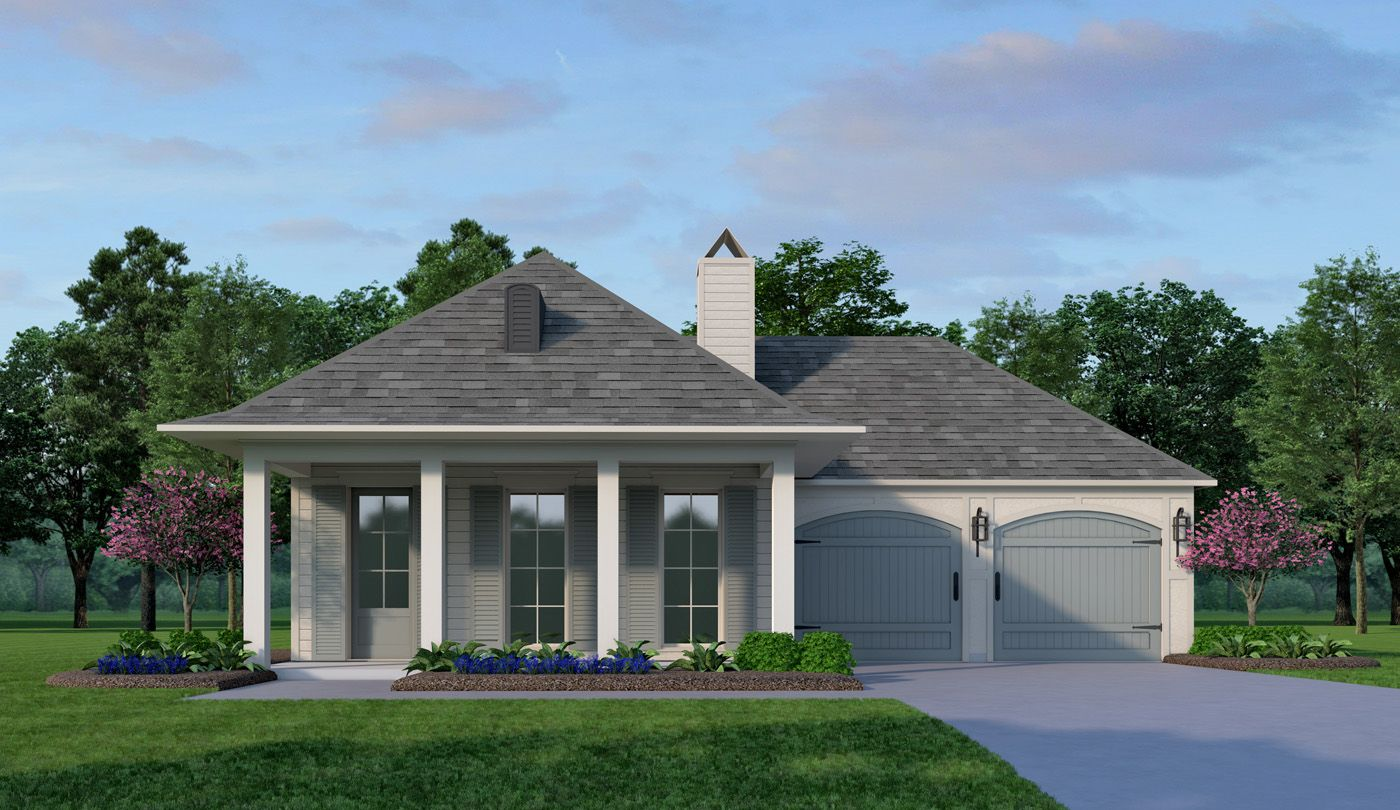 Exterior featured in the Dursley By Vintage Homes in Shreveport-Bossier City, LA