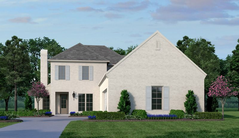 Exterior featured in the Salisbury By Vintage Homes in Shreveport-Bossier City, LA
