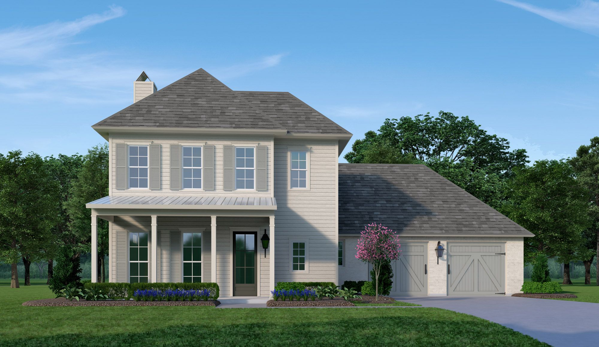 Exterior featured in the Cotswold By Vintage Homes in Shreveport-Bossier City, LA
