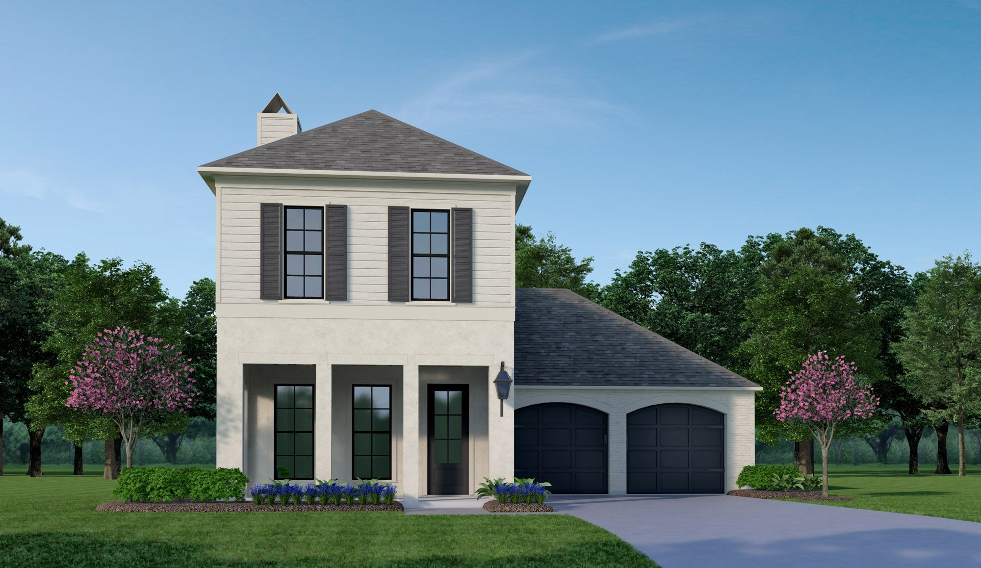 Exterior featured in the Swinbrook By Vintage Homes in Shreveport-Bossier City, LA