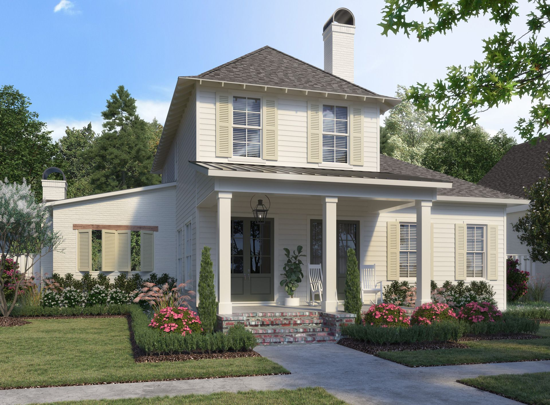 Exterior featured in the 2078 Woodberry Avenue By Vintage Homes in Shreveport-Bossier City, LA