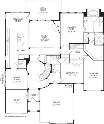 Oakley II by Drees Custom Homes 21