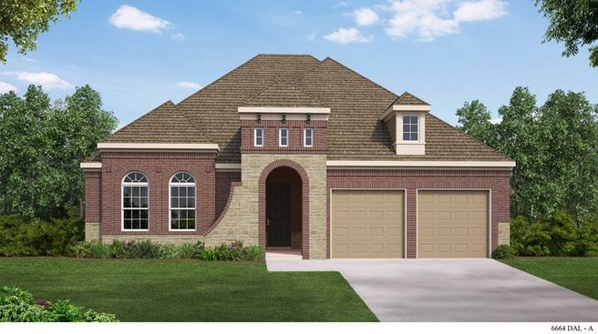 Westbury by David Weekley Homes