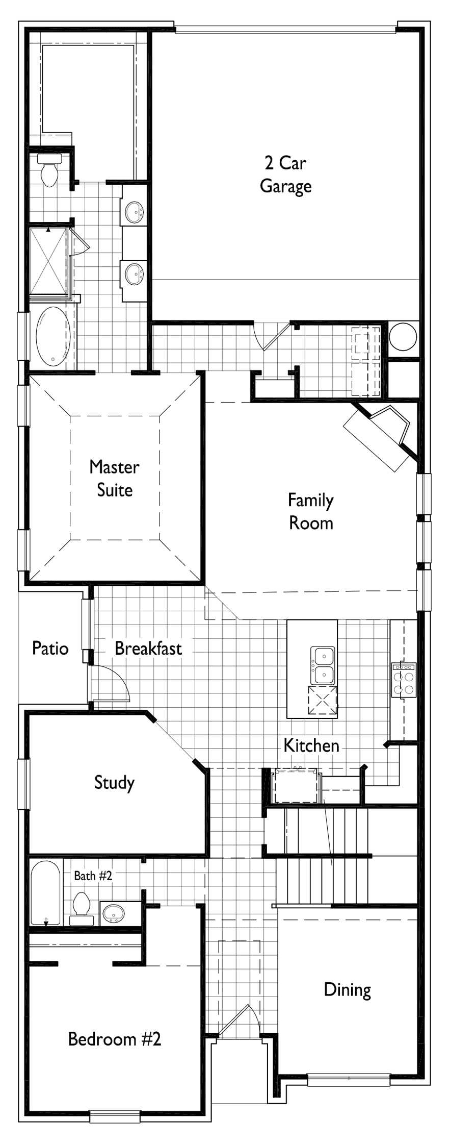Plan 308 by Highland Homes 5