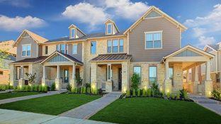 Hampton-Ph-IV by CB JENI Homes - Viridian: Arlington, Texas - Viridian