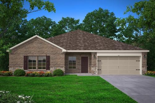 V- Boyl Tyler by Vision Homes Inc in Cedar Rapids Iowa