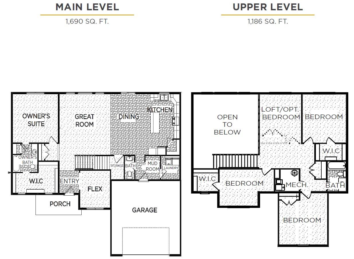 Remington Sog Plan At Mount Vista In Logan Ut By Visionary Homes