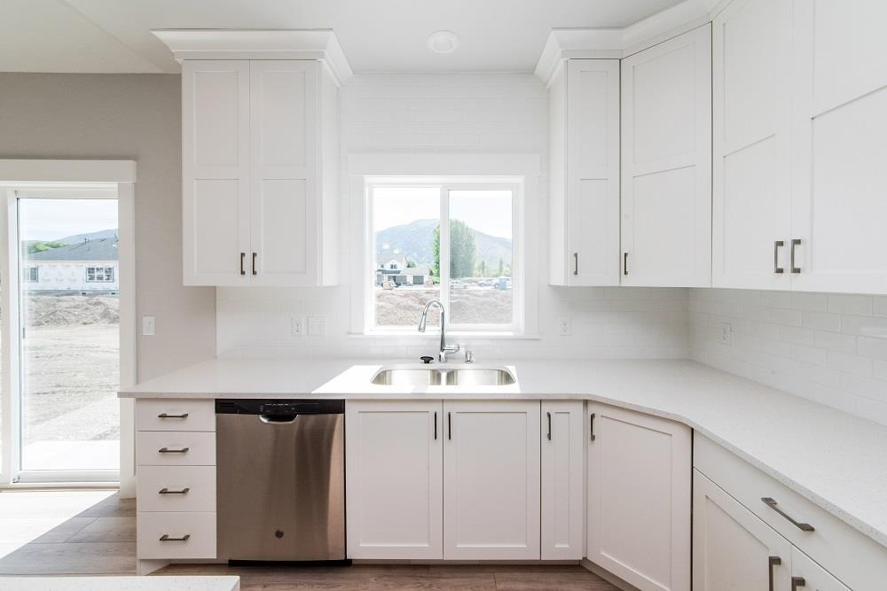 Kitchen featured in the Cambridge (SOG) By Visionary Homes in Logan, UT