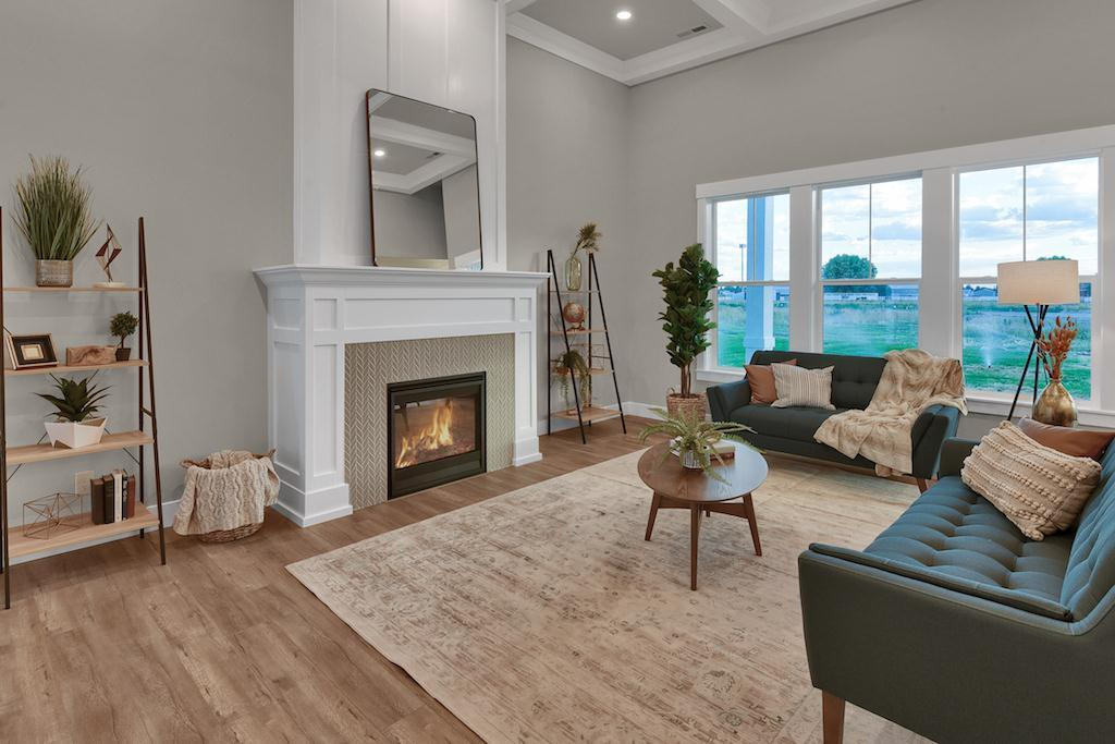 Living Area featured in the Pendleton (SOG) By Visionary Homes in Logan, UT