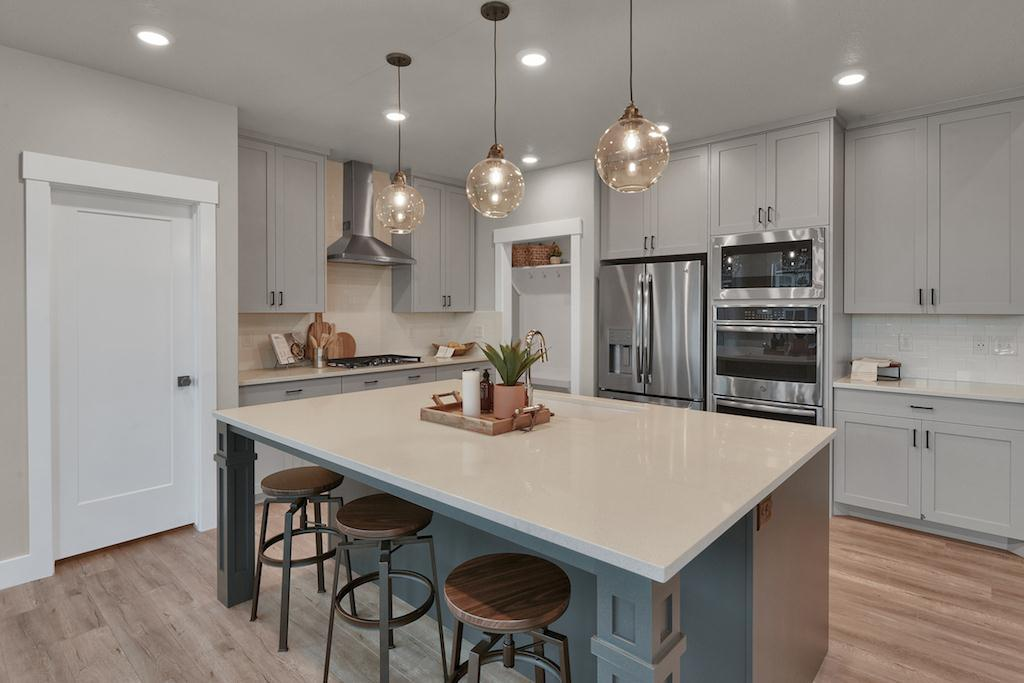 Kitchen featured in the Pendleton (SOG) By Visionary Homes in Logan, UT