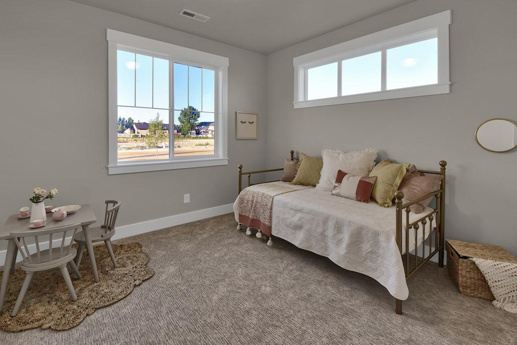 Bedroom featured in the Pendleton (SOG) By Visionary Homes in Logan, UT