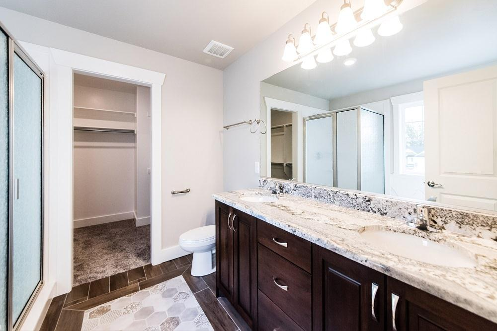Bathroom featured in the Aberdeen (SOG) By Visionary Homes in Logan, UT