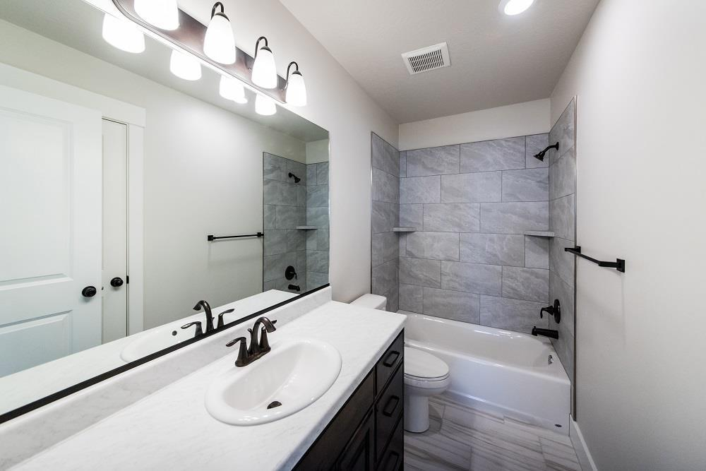 Bathroom featured in the Stewart (SOG) By Visionary Homes in Logan, UT