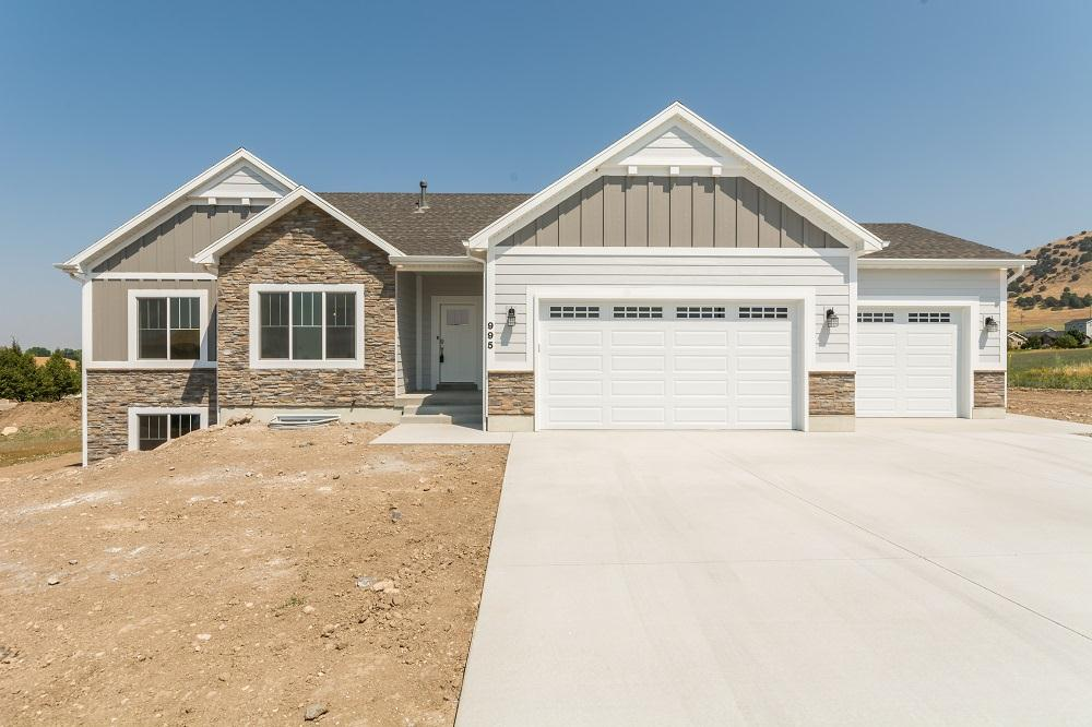 Exterior featured in the Fairview (SOG) By Visionary Homes in Logan, UT