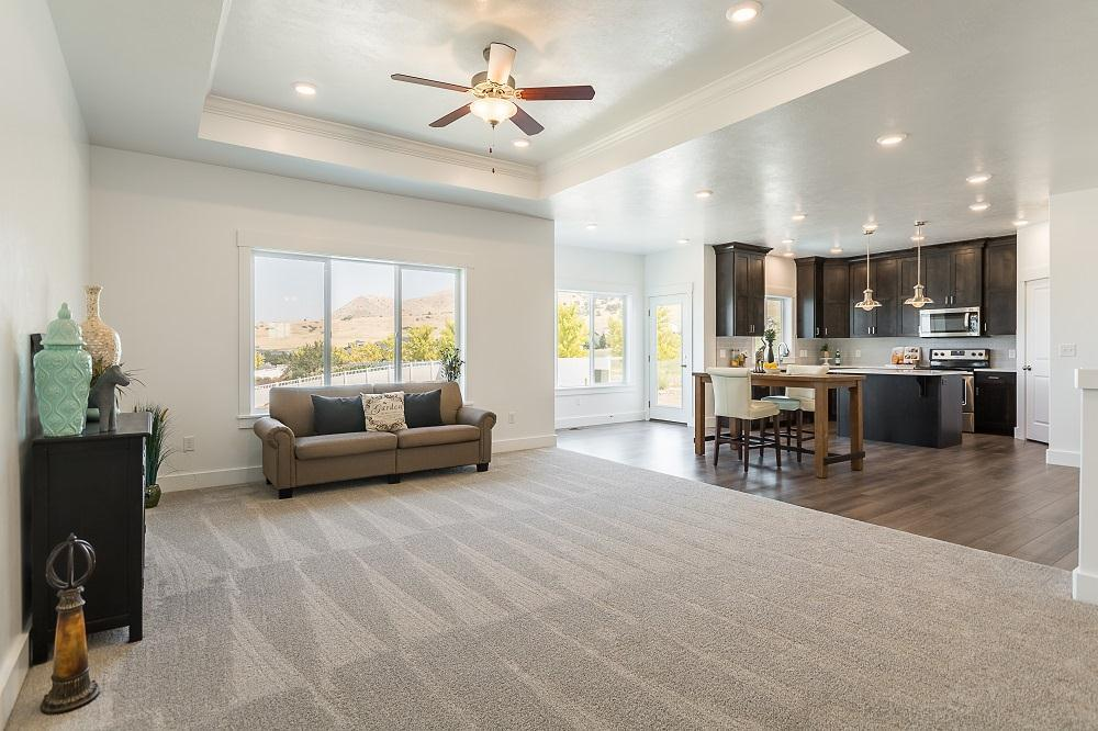 Living Area featured in the Fairview (SOG) By Visionary Homes in Logan, UT