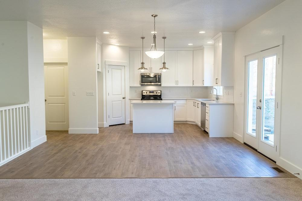 Kitchen featured in the Fairview (SOG) By Visionary Homes in Logan, UT