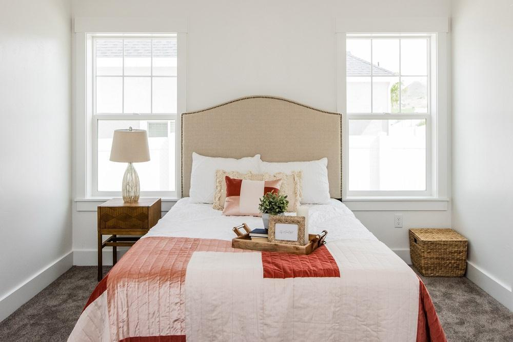 Bedroom featured in the Browning (SOG) By Visionary Homes in Logan, UT