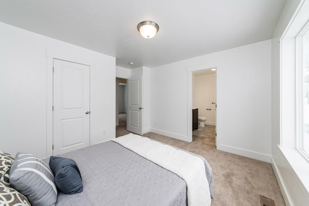 Bedroom featured in the Oxford (SOG) By Visionary Homes in Logan, UT
