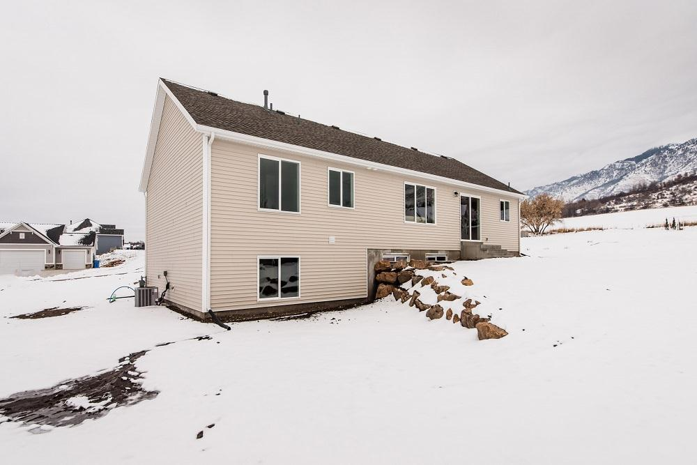 Exterior featured in the Oxford (SOG) By Visionary Homes in Logan, UT