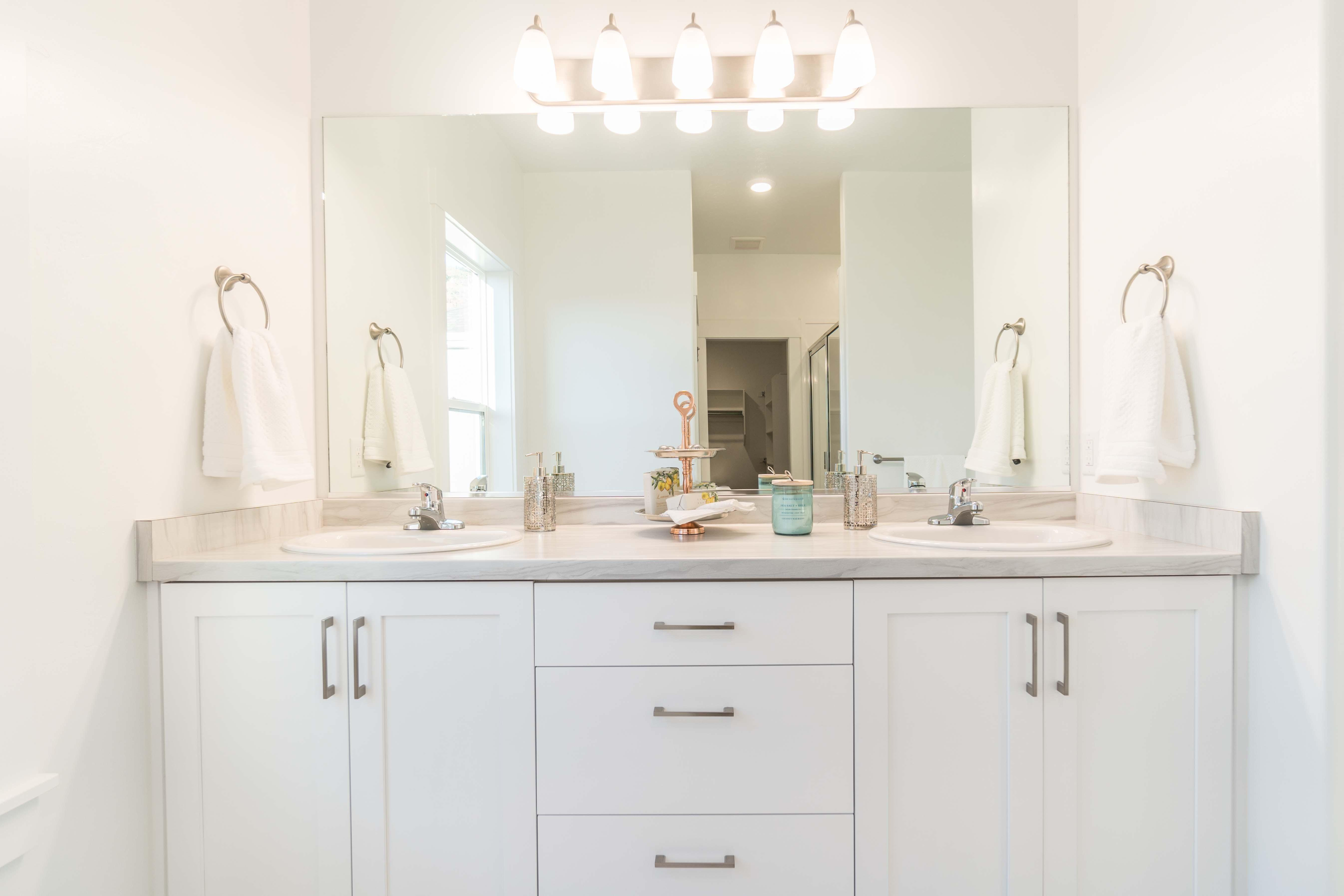 Bathroom featured in the Summerlyn (SOG)  By Visionary Homes in Logan, UT