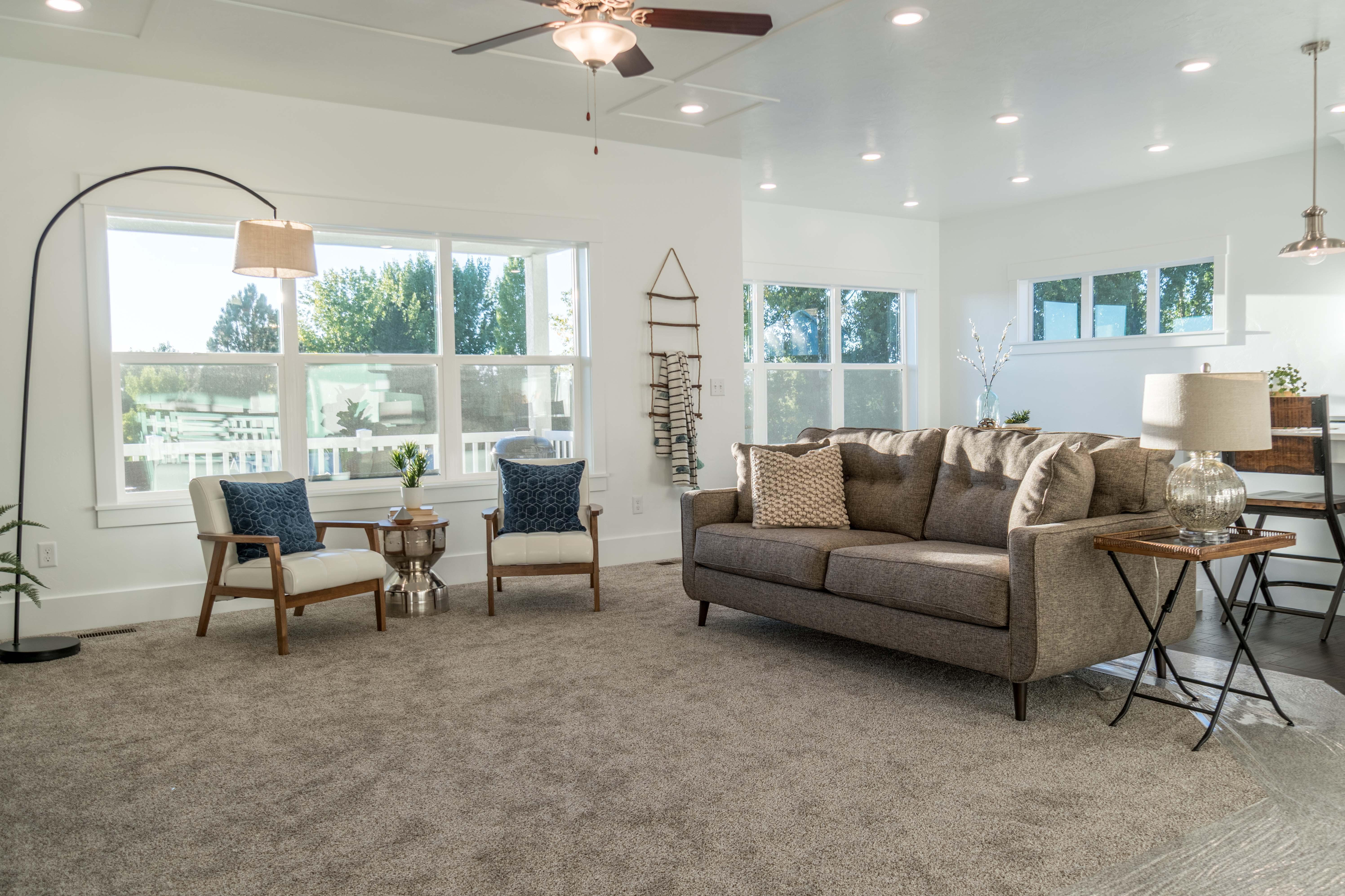 Living Area featured in the Summerlyn (SOG)  By Visionary Homes in Logan, UT