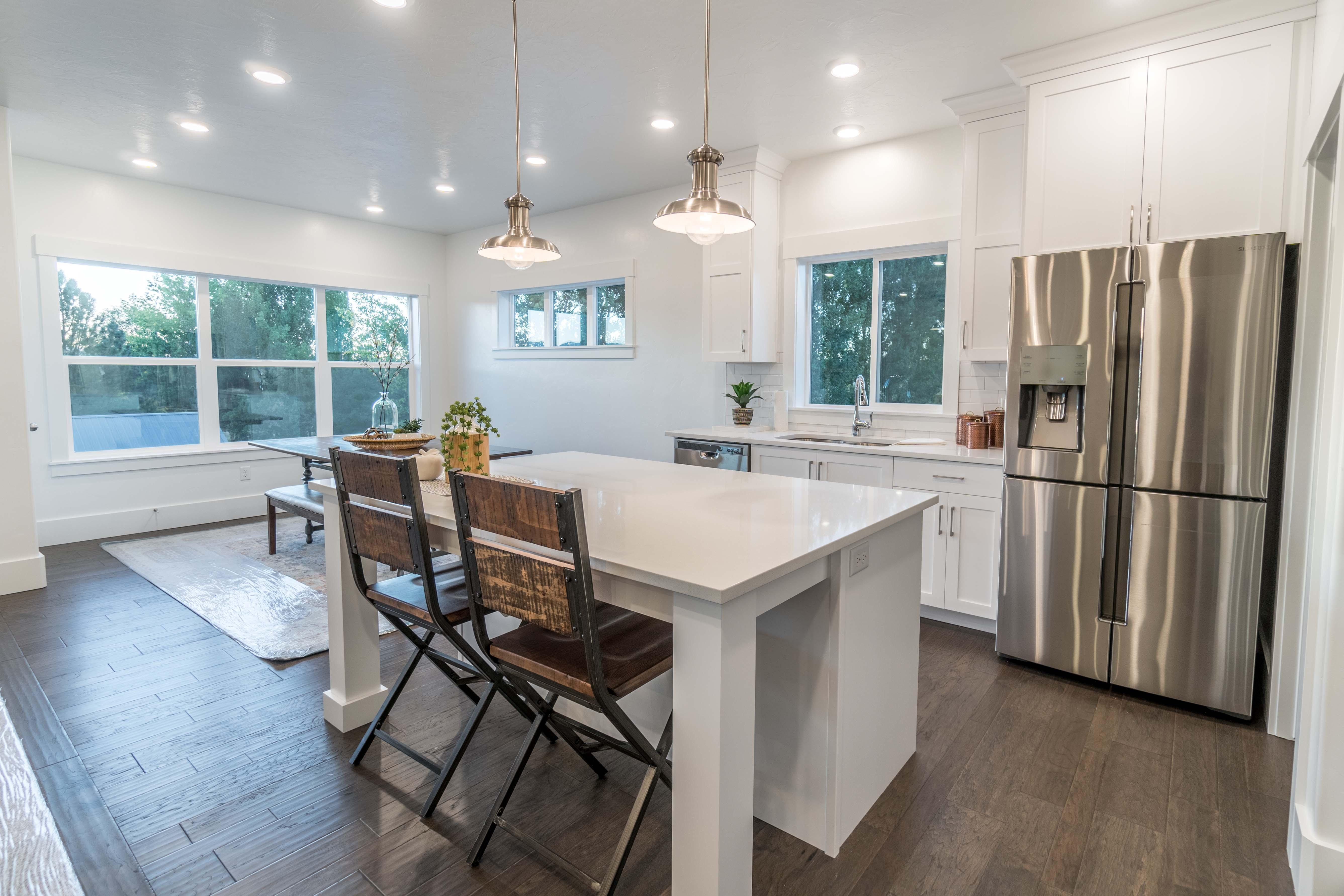 Kitchen featured in the Summerlyn (SOG)  By Visionary Homes in Logan, UT