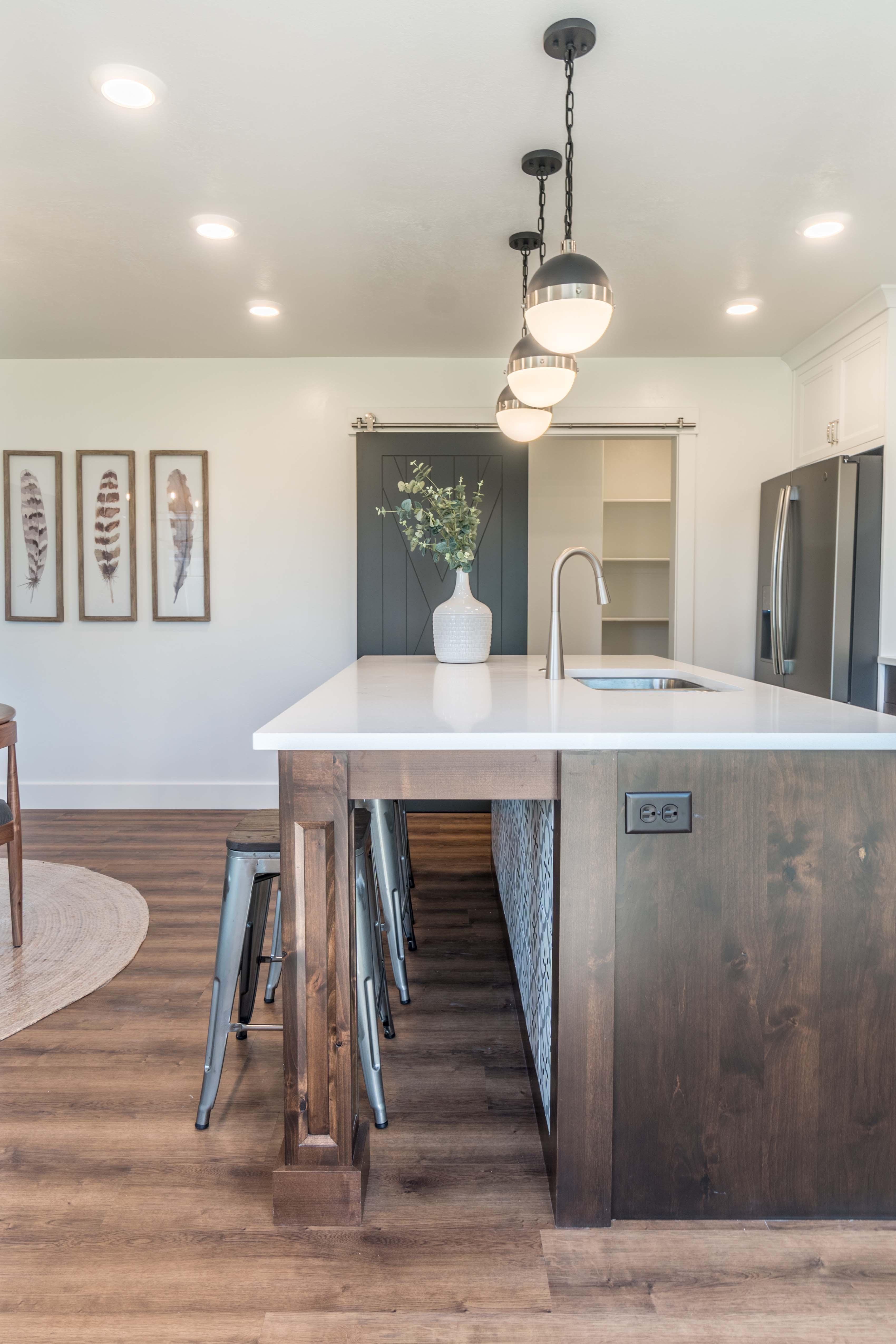 Kitchen featured in the Glendale (SOG) By Visionary Homes in Logan, UT