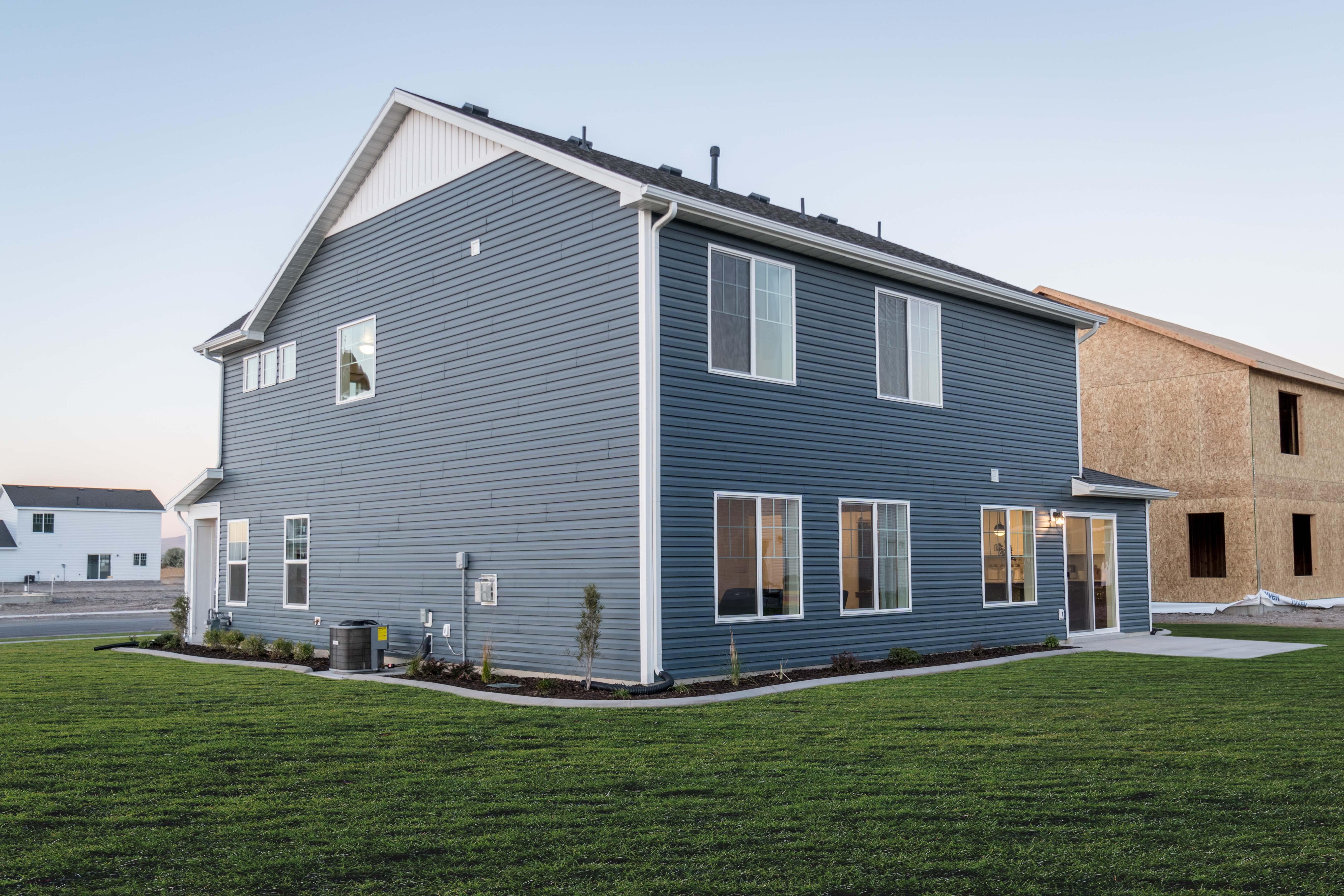 Exterior featured in the Glendale (SOG) By Visionary Homes in Logan, UT