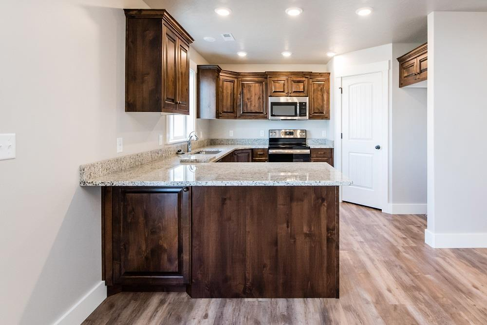 Kitchen featured in the Belmont (SOG) By Visionary Homes in Logan, UT