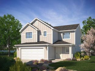 Westminster (SOG) - Meadowbrook: Logan, Utah - Visionary Homes