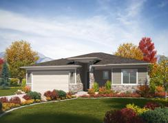 Hayden (SOG) - The Cove - Active Adult Homes: Hyde Park, Utah - Visionary Homes