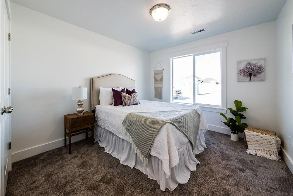 Bedroom featured in the Hayden (SOG) By Visionary Homes in Logan, UT