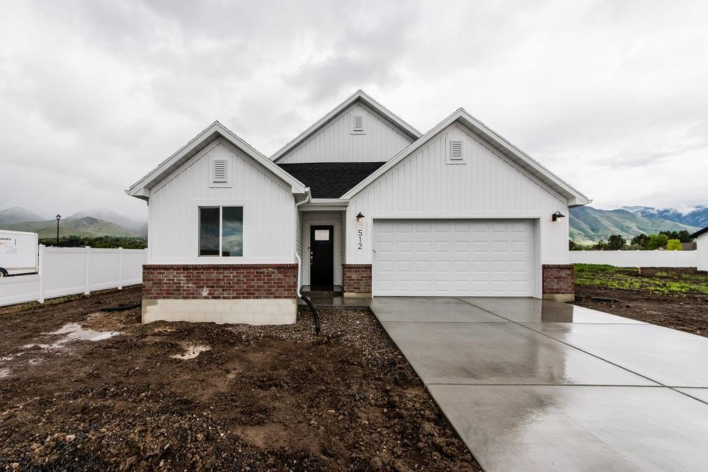 Exterior featured in the Kennison (SOG) By Visionary Homes in Logan, UT