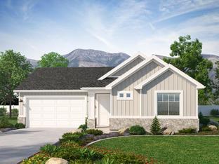 Marbury (SOG) - The Cove - Active Adult Homes: Hyde Park, Utah - Visionary Homes