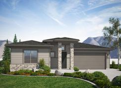 Stafford (SOG) - The Cove - Active Adult Homes: Hyde Park, Utah - Visionary Homes