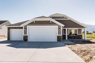 Hilldale (SOG) - Archibald Estates: Tremonton, Utah - Visionary Homes