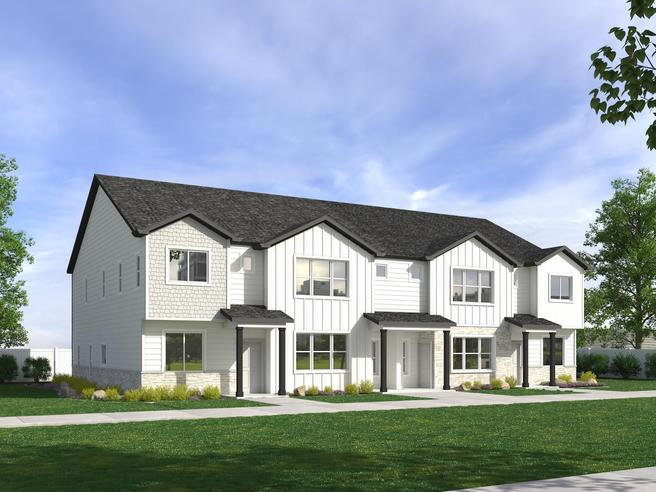Woodmore Pointe Townhome