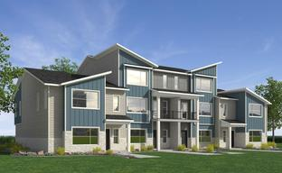 Arrowgate Townhomes by Visionary Homes in Logan Utah