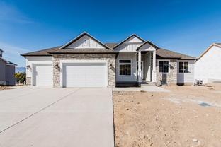 Baybrook (SOG) - Northwood Hills: Ogden, Utah - Visionary Homes