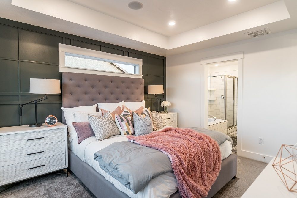 Bedroom featured in the Glendale (Basement)  By Visionary Homes in Logan, UT