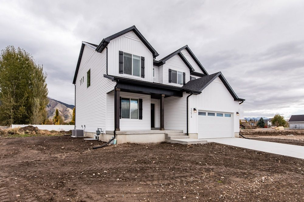 Exterior featured in the Aberdeen (Basement) By Visionary Homes in Logan, UT