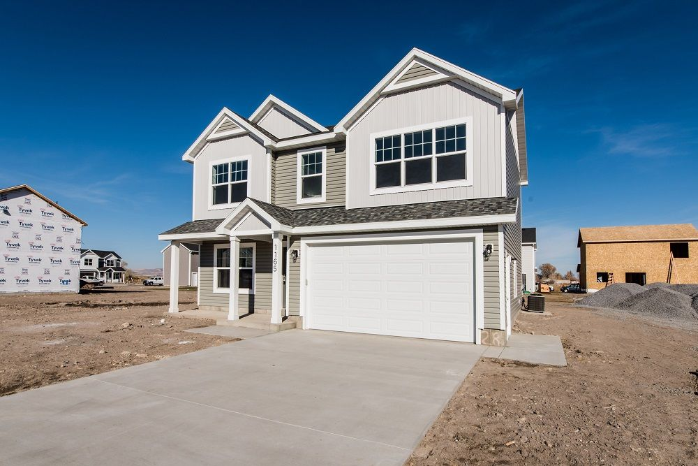 Exterior featured in the Hampton (Basement) By Visionary Homes in Logan, UT